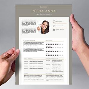 kreatív önéletrajzok Egyedi Önéletrajz design kialakítása kreatív önéletrajzok